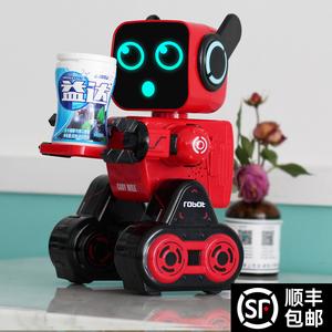 儿童机器人智能对话早教益智会玩具