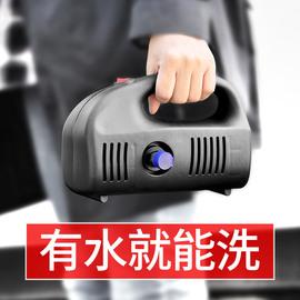 洗车神器高压家用洗车机12V便携洗车器车载水泵刷车清洗机洗车泵图片
