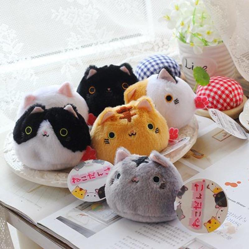 靴下猫面包超人 龙猫 猫咪 手掌沙包公仔玩偶 沙包团子猫