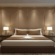 新中式电视背景墙壁纸家用卧室客厅壁画简约现代墙纸墙布家和富贵
