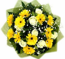 Beijing Flower Courier Ningbo Flowers mourn with flowers fountain flower mourning flowers tribute to the mourning of the chrysanthemum flower