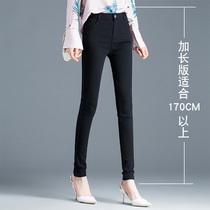 加长打底裤女170高个子春夏薄款2020新款显瘦百搭外穿小脚魔术裤