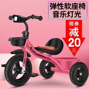 炫梦奇1-3-2-6岁宝宝手推车三轮车