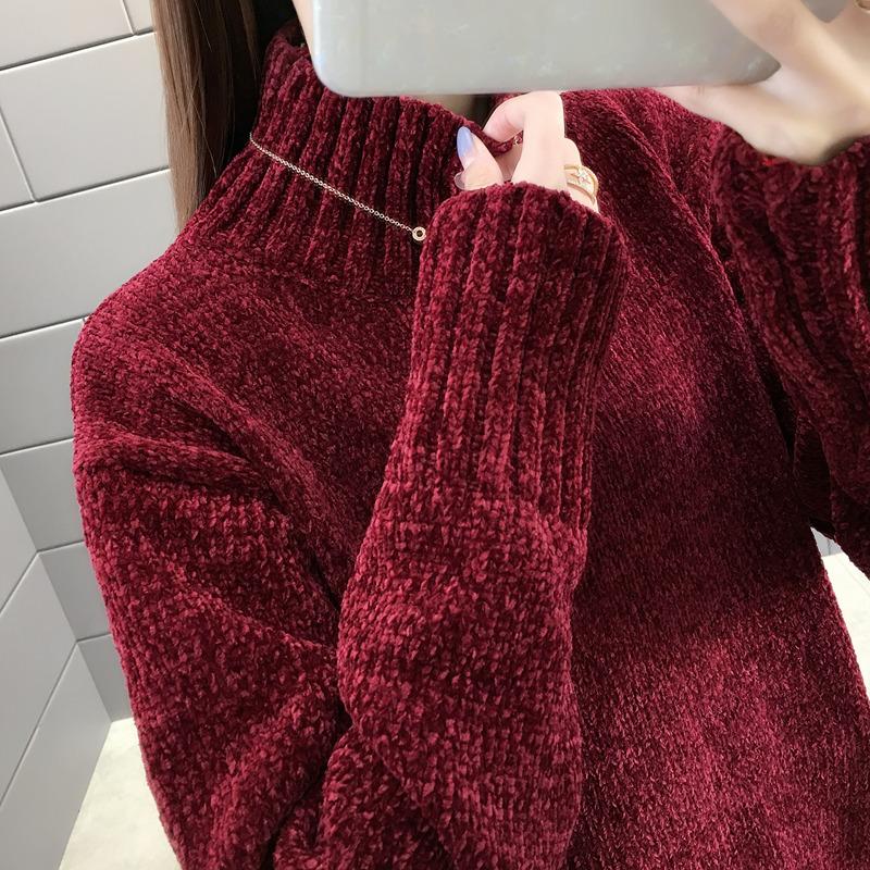 打底毛衣女厚优点有哪些