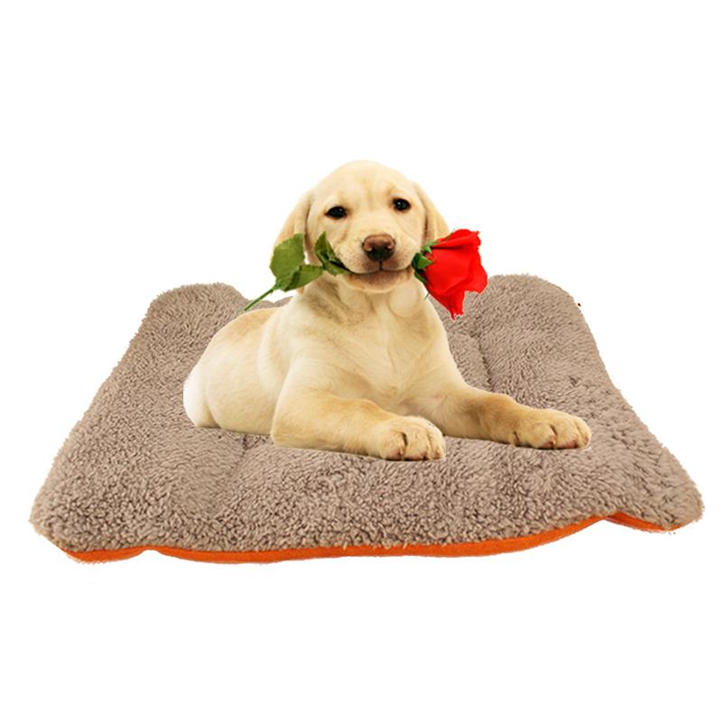 包郵寵物棉墊泰迪貓窩狗狗墊子加絨加厚狗窩貴賓中小型犬狗床子
