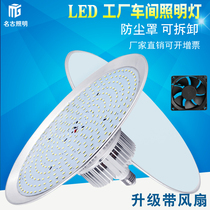 LED high-power miner lamp Workshop Lighting Warehouse Lamp ultra-bright factory lamp factory lamp 100w150w200w