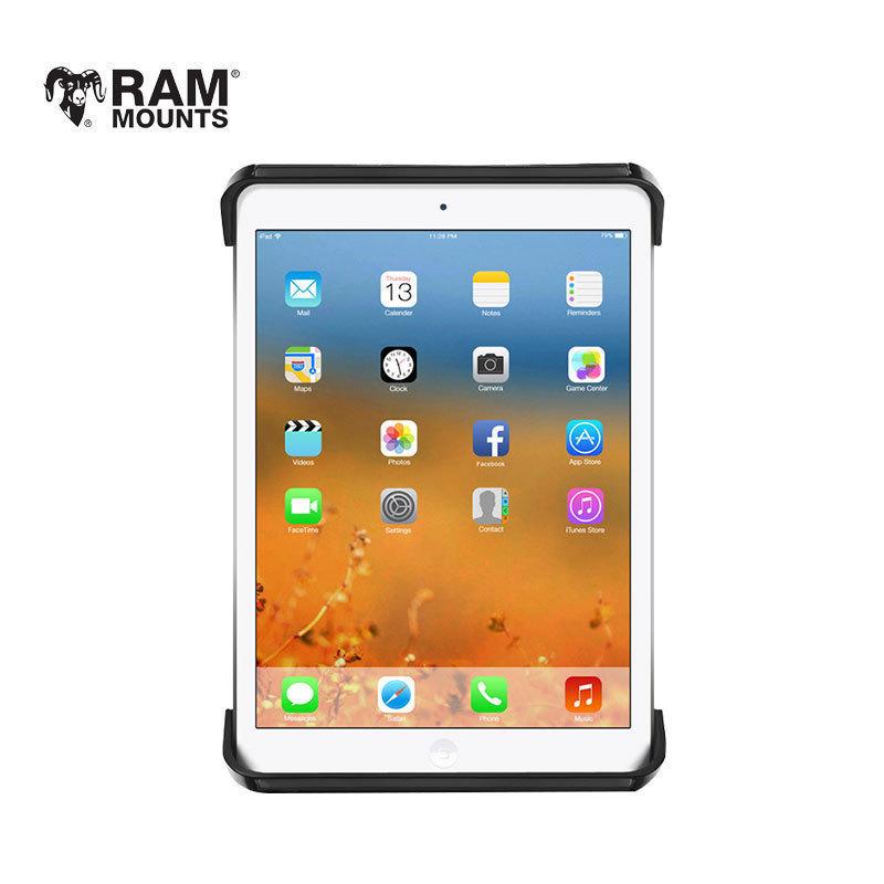 美国RAM平板电脑支架模块 苹果iPad系列通用背夹 三星通用型支架