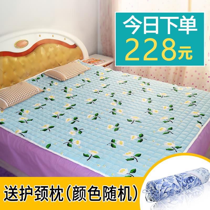 婴儿荞麦皮褥子新生儿床垫宝宝凉席榻榻米苦荞壳床褥子四季通用