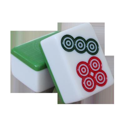 包邮 B二级家用麻将大码 大号手搓四川麻将牌 108张44MM 48# 54