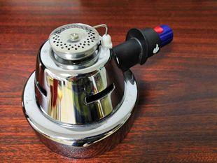 不锈钢迷你瓦斯炉 户外瓦斯烧气炉咖啡炉 咖啡器具