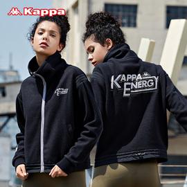 Kappa背靠背女款运动卫衣长袖开衫外套2019秋冬新品|K0962WK03F图片