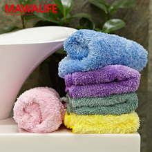 5 pieces of Taiwan imported mawalife beauty face washing towel soft absorbent small towel cleansing towel