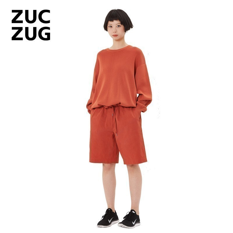 ZUCZUG/Suran Z Series Twill Cotton Flattener Connecting Shorts Z171PA15