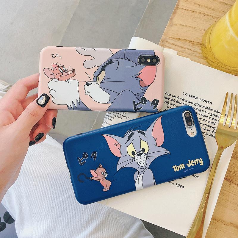 卡通汤姆猫和老鼠x21i包边z1手机壳11-05新券