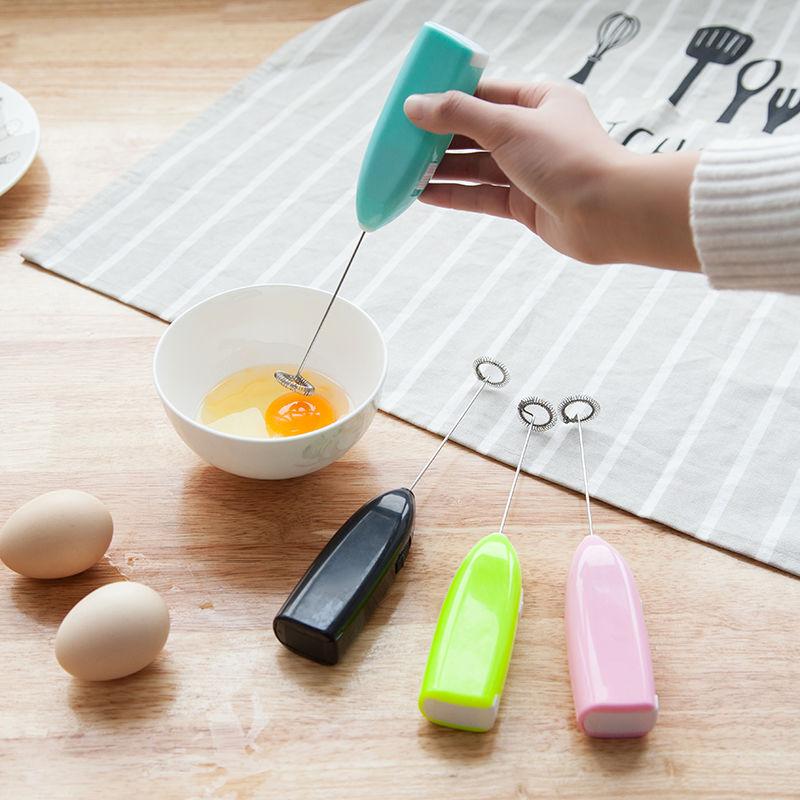 日本同款手持电动打蛋器鸡蛋搅拌棒家用烘焙迷你奶油打发器搅拌器