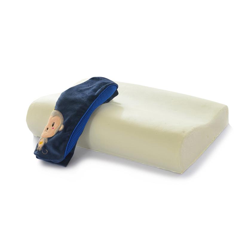 儿童卡通记忆枕头套40x25乳胶枕套怎么样