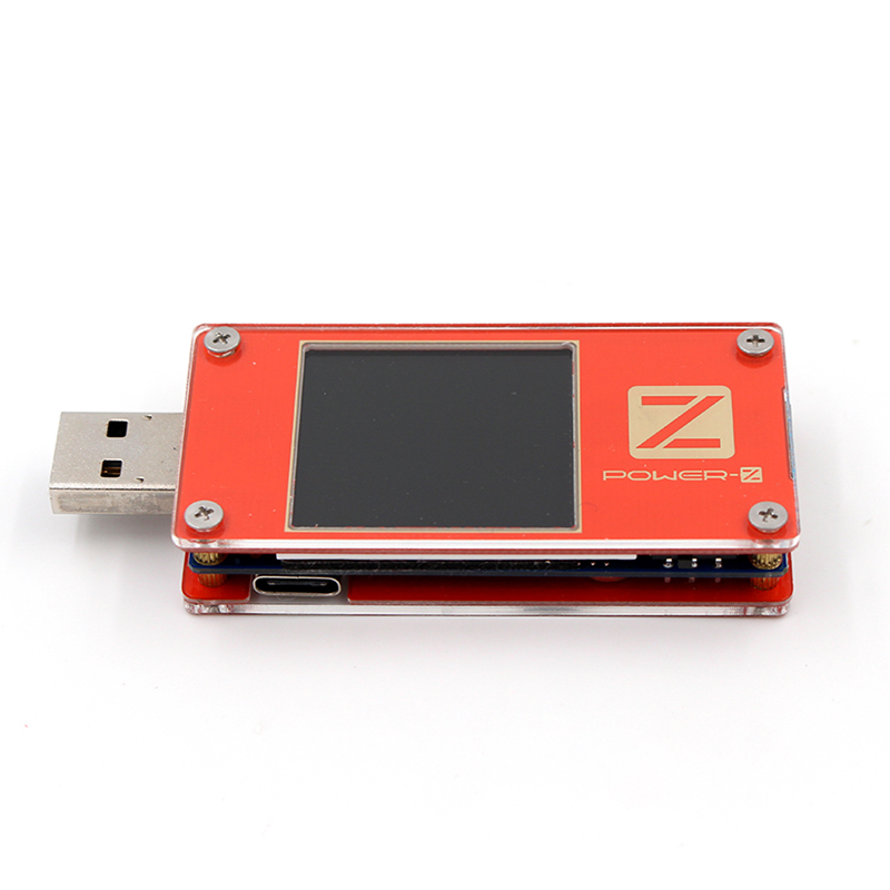ChargerLAB POWER-Z USB PD Tester MFi Идентификация PD Обманный измеритель KT001