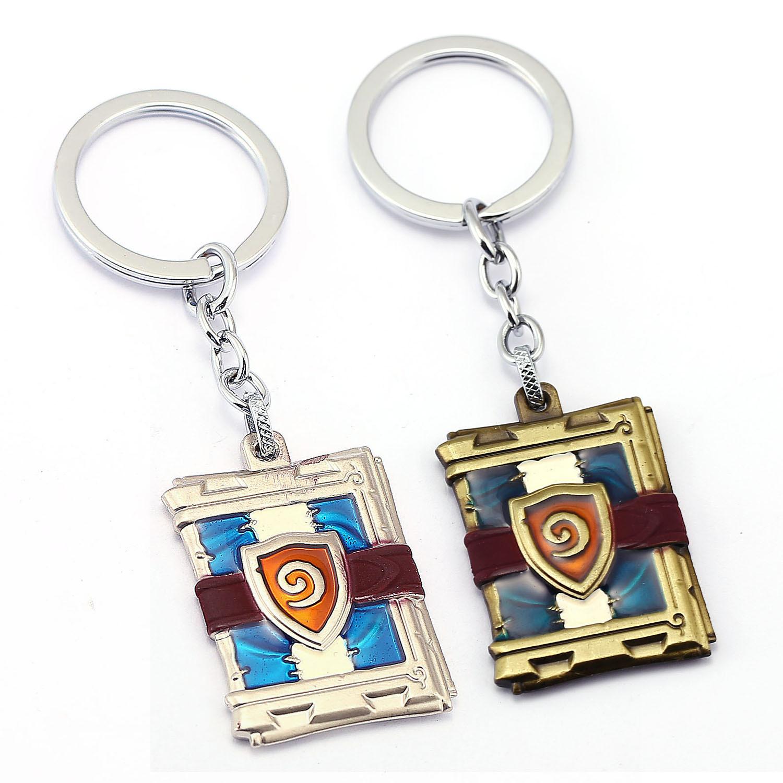 新款 炉石传说 冠军的试炼卡包 钥匙扣送朋友新版热销创意礼物