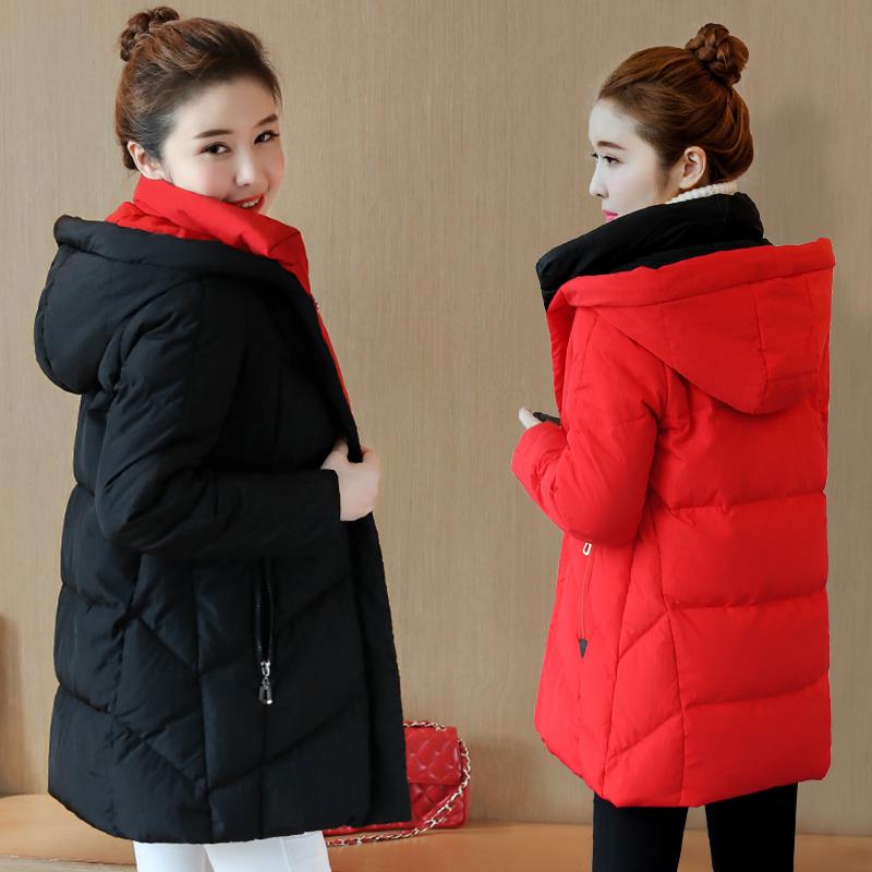 满300元可用80元优惠券2019新款冬季韩版小个子显高羽绒服