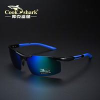 官方旗舰库克鲨鱼男士偏光太阳镜好用吗