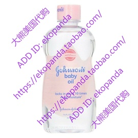 Johnson & Johnson Baby Oil Original, 14 Ounce