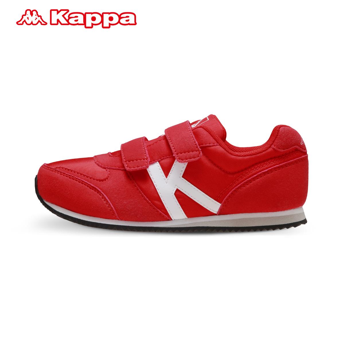 Kappakids童鞋 男女兒童魔術貼 鞋複古跑鞋潮鞋K05Y5MM06
