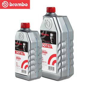 原装进口布雷博 brembo DOT5.1刹车油 赛车级制动液1000ML装