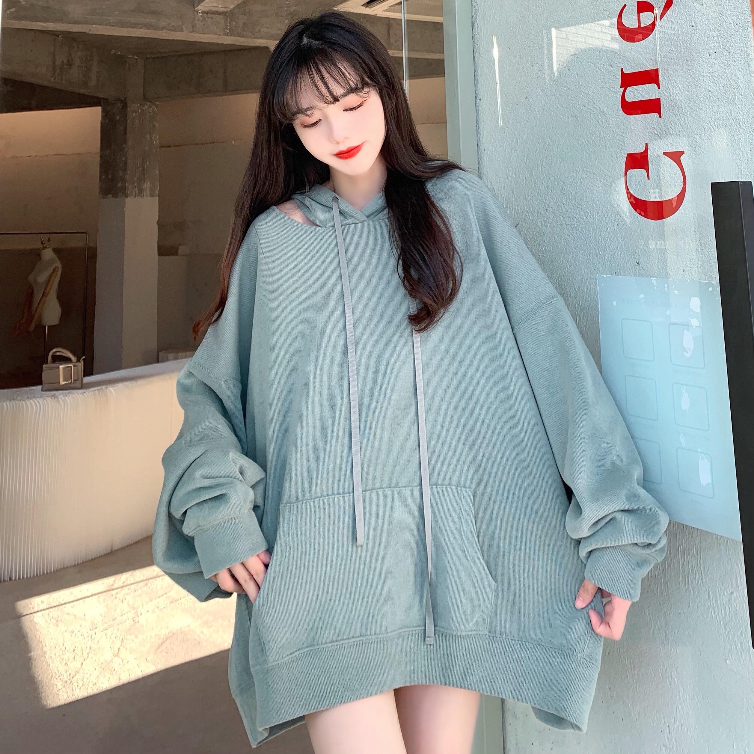 2021新款秋季薄款港风甜美创意时尚卫衣女长袖t恤610A-2-W15-P45