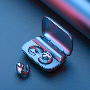 不入耳无线蓝牙耳机双耳小型5.0运动跑步隐形单耳挂耳式骨传导式安卓苹果通用适用oppo华为小米超长续航待机