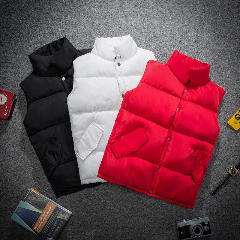 冬季快手红人同款马甲男女情侣装社会精神小伙立领坎肩外套棉服潮图片