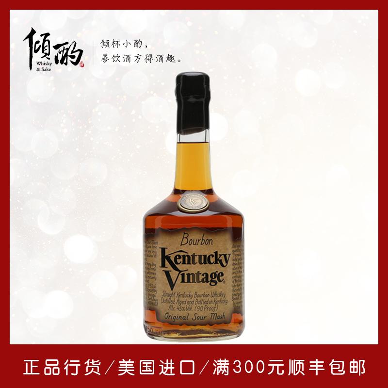 肯塔基温特琪纯正波本威士忌
