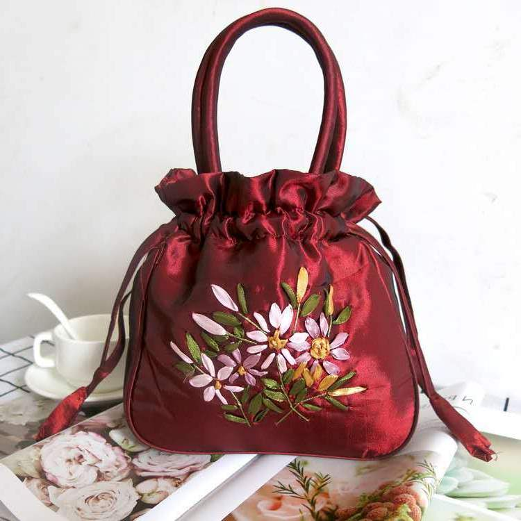 ? Old people buy vegetable bags, mobile phones, change bags, handbags, new middle-aged and old womens Mini handbags, handbags, handbags and keys