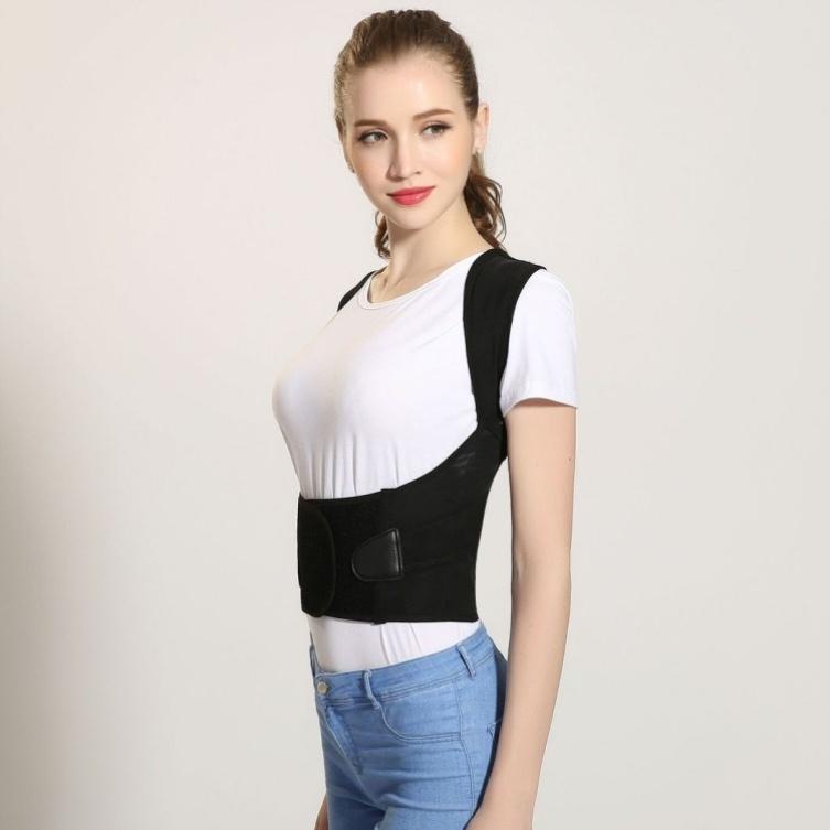 日本防驼背矫正带背部简易脊椎青少年成年人女士成人官方隐形