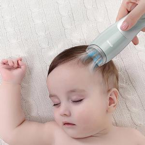 樱舒婴儿自动吸发理发器超静音新生宝宝剃头发神器儿童充电自己剪