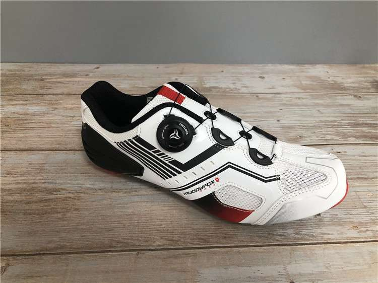 Mans road bicycle self-locking shoes carbon soled mens shoes