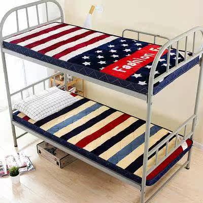 简约学生宿舍用的90厘米宽的床垫寝室铺床成人上下铺架子床女性单
