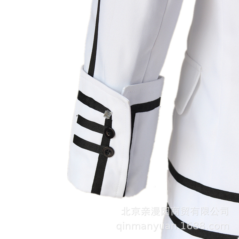 Mens uniform in stock Cosplay clothing