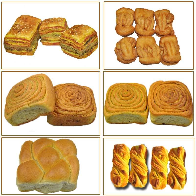 新货好吃的甘肃金昌地方特色特产游子套餐手工烤饼面点馍馍零