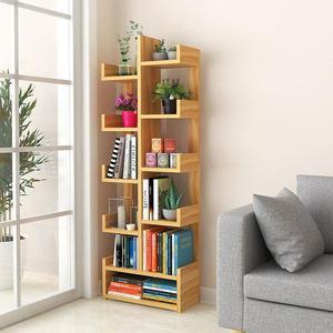 公主黑色发廊货架子客房居家大学孩子书架分层隔板商场办公室家具