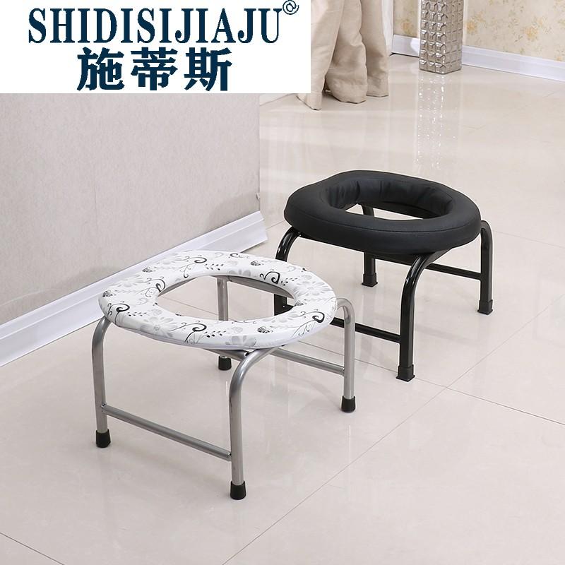 折叠防滑孕妇老人坐便椅厕所坐便凳(用13.99元券)