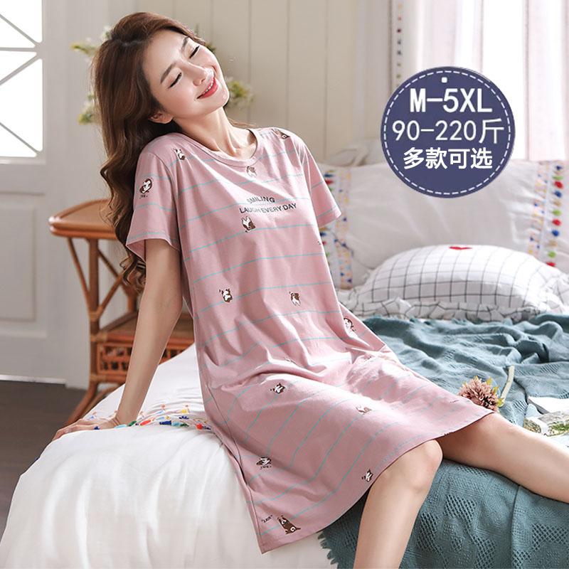 夏裙一体式中长款打底薄款睡衣热销0件正品保证