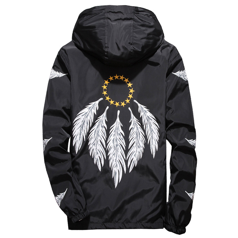 Feather WindJacket WINDBREAKERS Summer Thin Lightweight