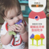 Innobaby baby teether molar stick soft baby chews appease toy fruit teether