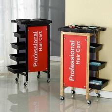 储物架工具台美容院推车收纳盒用品小专业移动宠物烫染抽屉大号杠