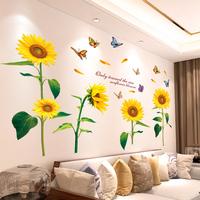 3d立体卧室温馨布置客厅装饰墙纸用后反馈