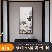 裝飾對聯孔子畫儒家文化書房學校教室國學客廳中堂畫像孔夫子掛畫
