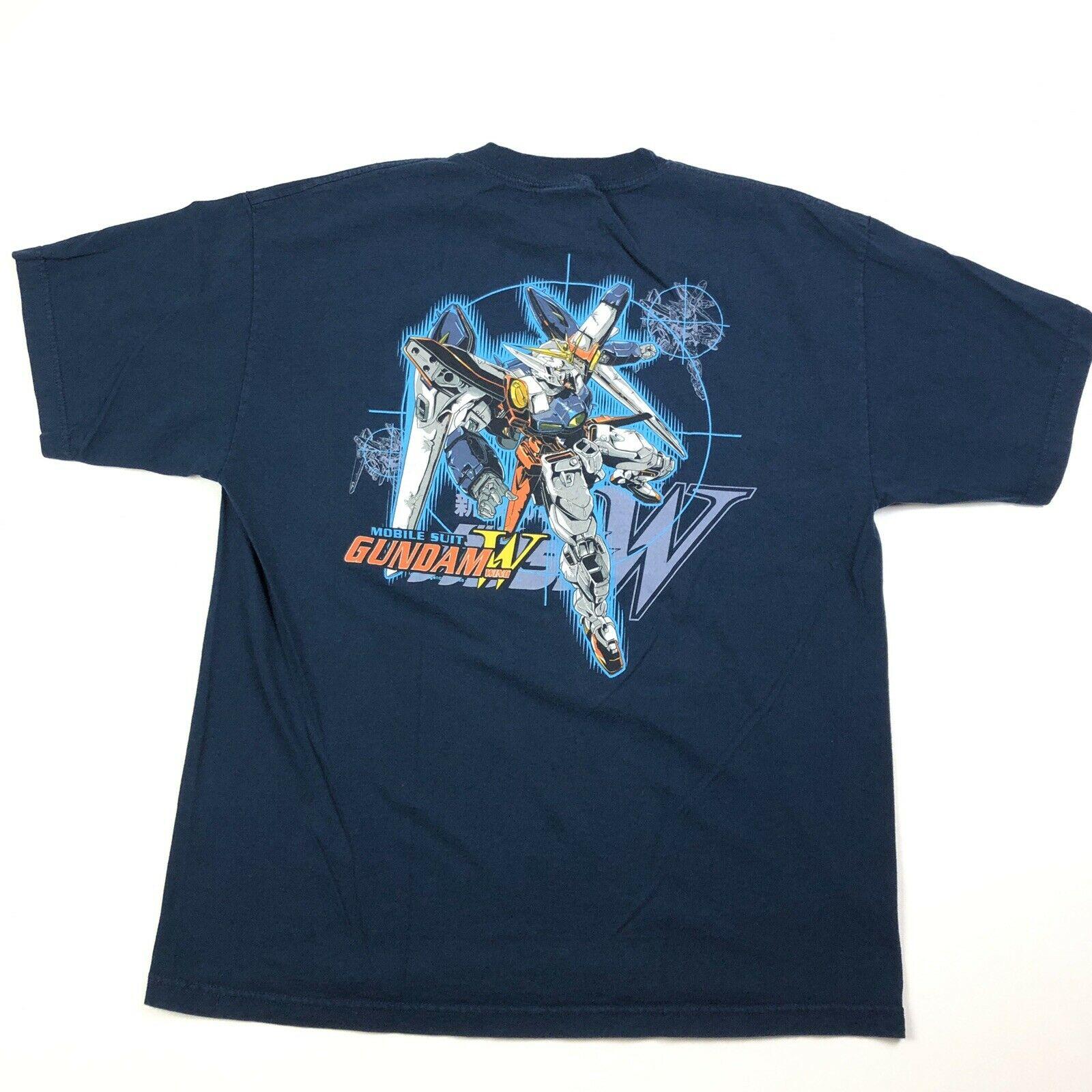 机动战士高达Gundam男女短袖T恤港风ins宽松潮流短衣ins港风