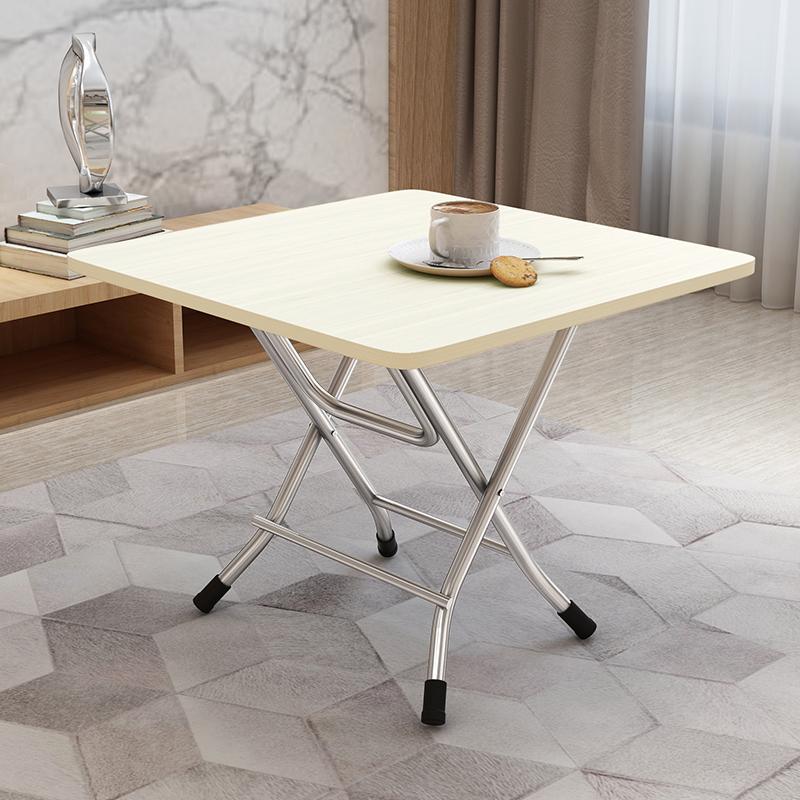 桌子折叠桌家用餐桌简易便携式可折叠宿舍吃饭小桌子简约长桌方桌