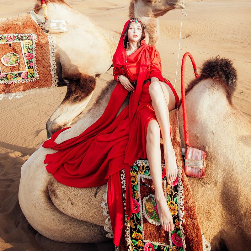 迪拜长裙好吗
