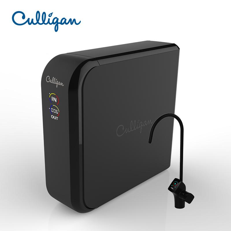 美国Culligan康丽根净水器厨下式厨房自来水RO反渗透纯水R600H